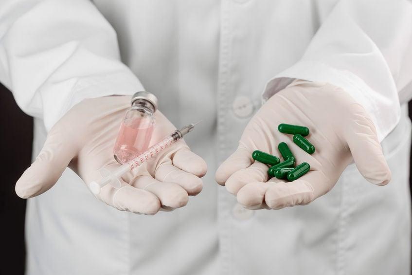 Sterile vs Non-Sterile Compounding Pharmacies