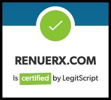 ReNue Rx is LegitScript Certified!